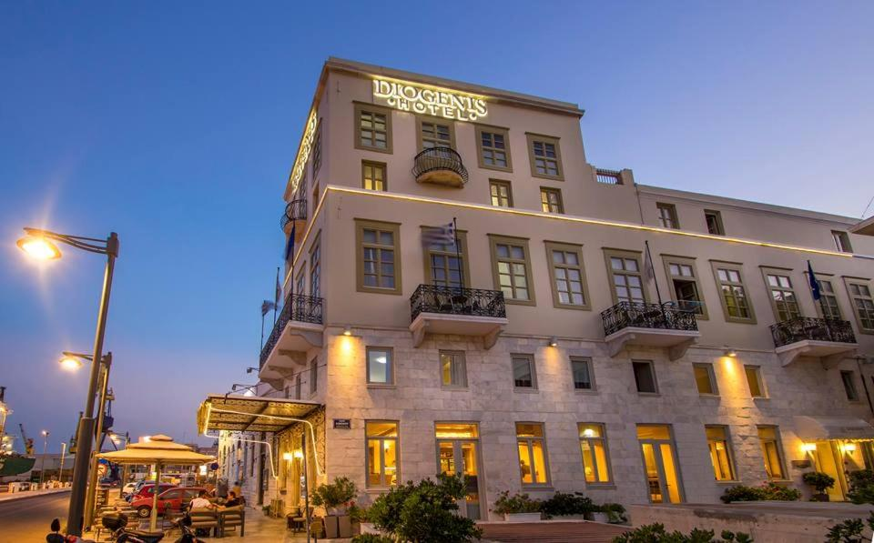 Ξενοδοχείο Διογένης, Ερμούπολη – Ενημερωμένες τιμές για το 2020