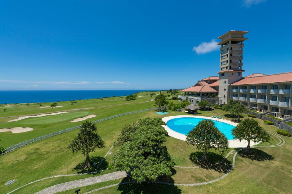 A view of the pool at The Southern Links Resort Hotel or nearby