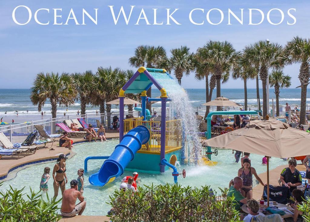 Ocean Walk Resort 1002 Daytona Beach