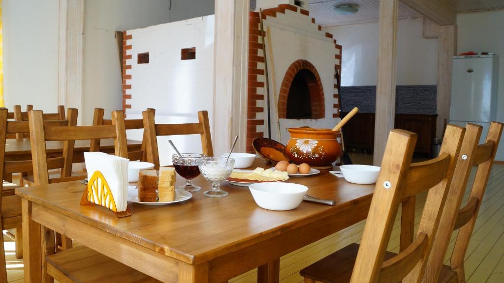 Ресторан / где поесть в Gourmet Hotel Wild Chocolate