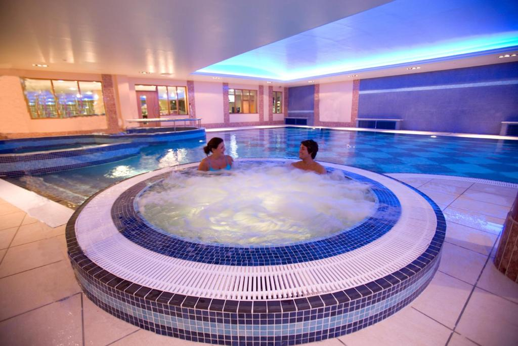 The swimming pool at or near Hillgrove Hotel, Leisure & Spa