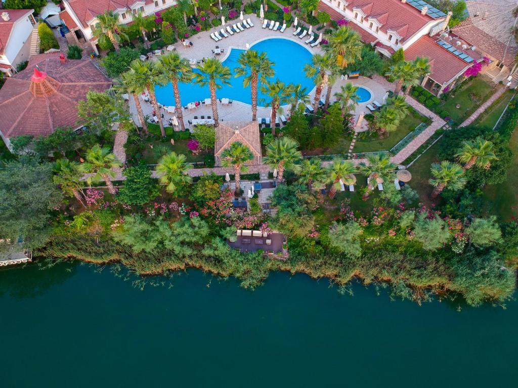 Dalyan Resort - Special Category с высоты птичьего полета