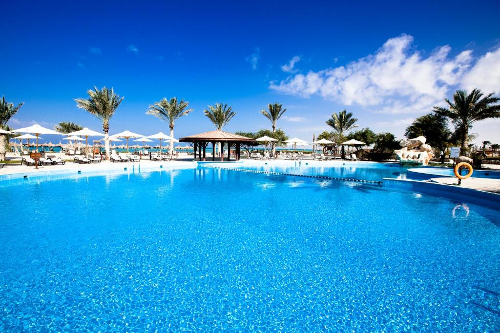 The swimming pool at or near Mousa Coast Resort - Cairo Beach