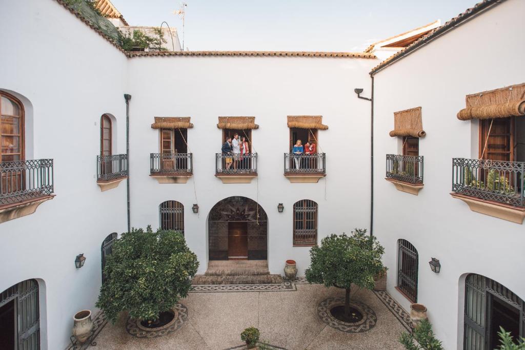 Apartment Las Casas De Doña Concha Mezquita Córdoba Spain