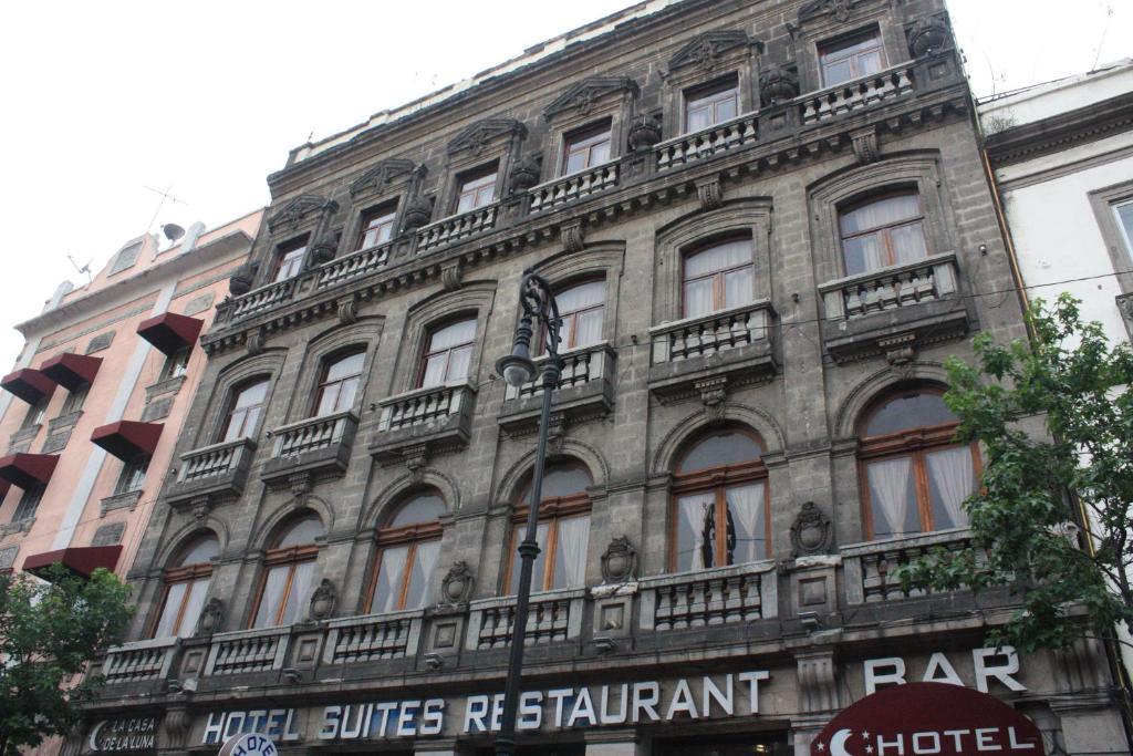 Hotel Casa De La Luna Mexico City Mexico Booking Com