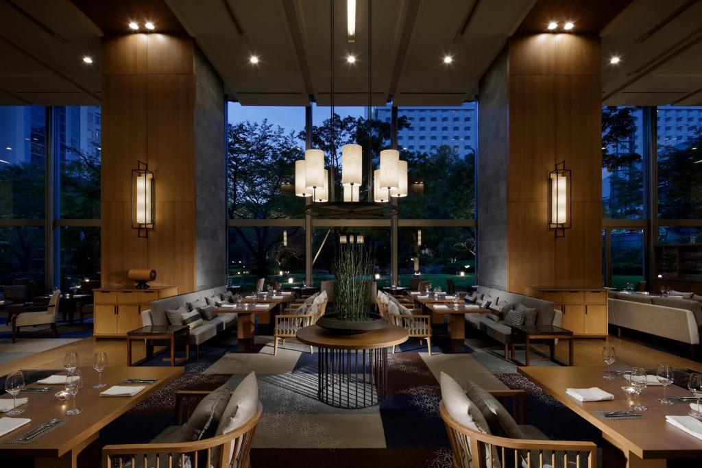 グランドプリンスホテル高輪にあるレストランまたは飲食店