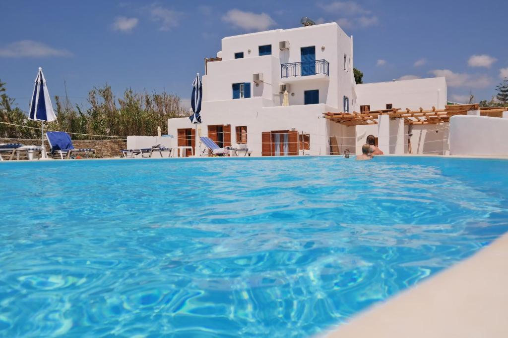 Πισίνα στο ή κοντά στο Katerina Suites
