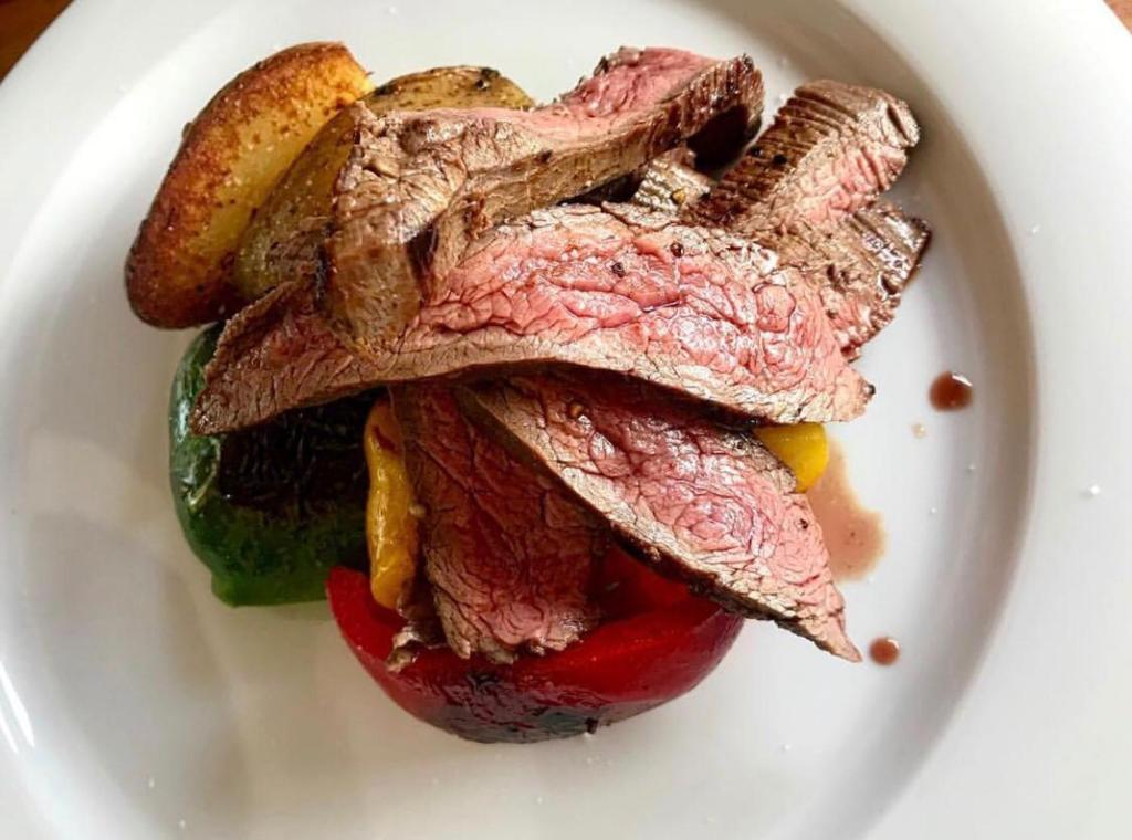 Steak a ránu jod den