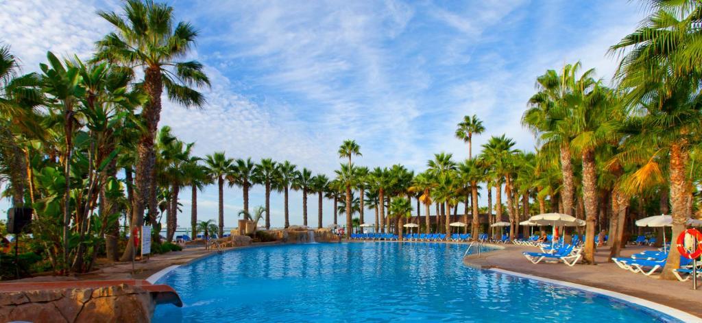 The swimming pool at or near Marbella Playa Hotel