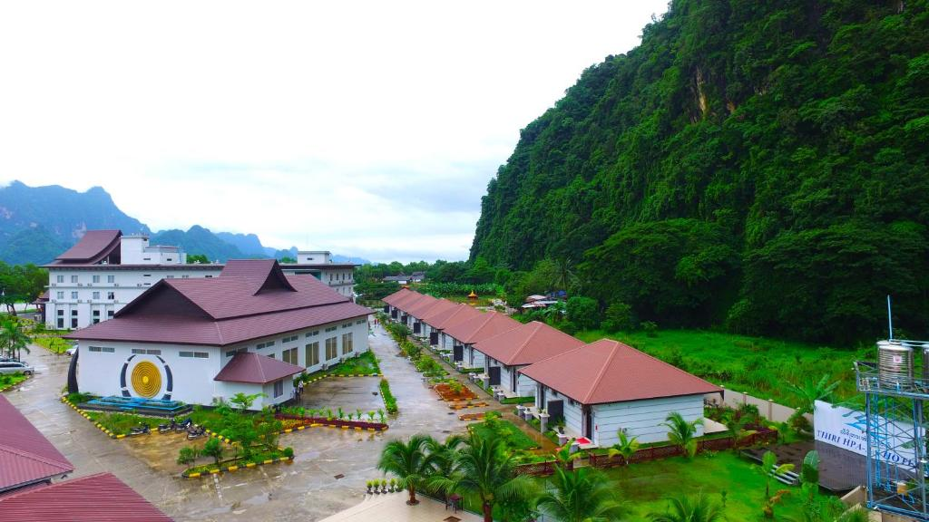 A bird's-eye view of Thiri Hpa An Hotel