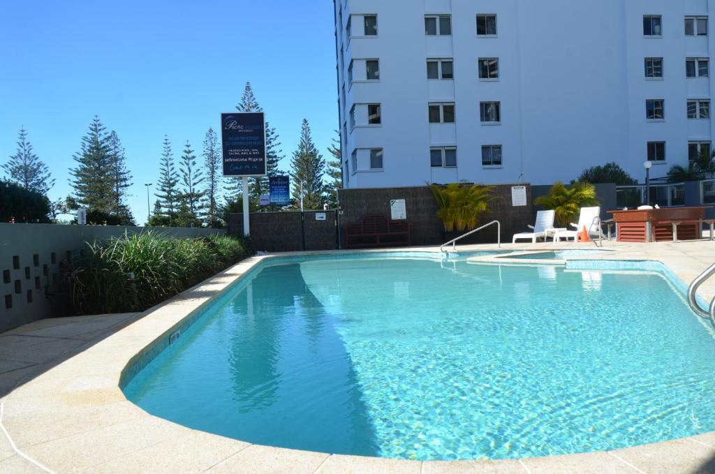 The swimming pool at or near Broadbeach Pacific Resort
