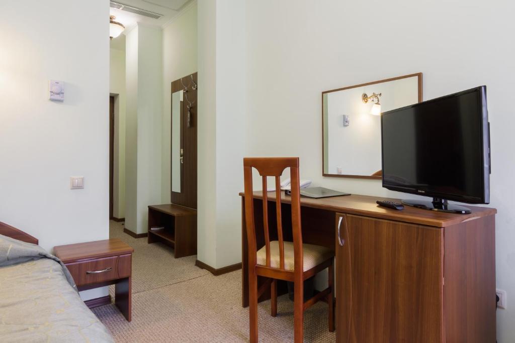 Телевизор и/или развлекательный центр в Санаторий «Металлург»