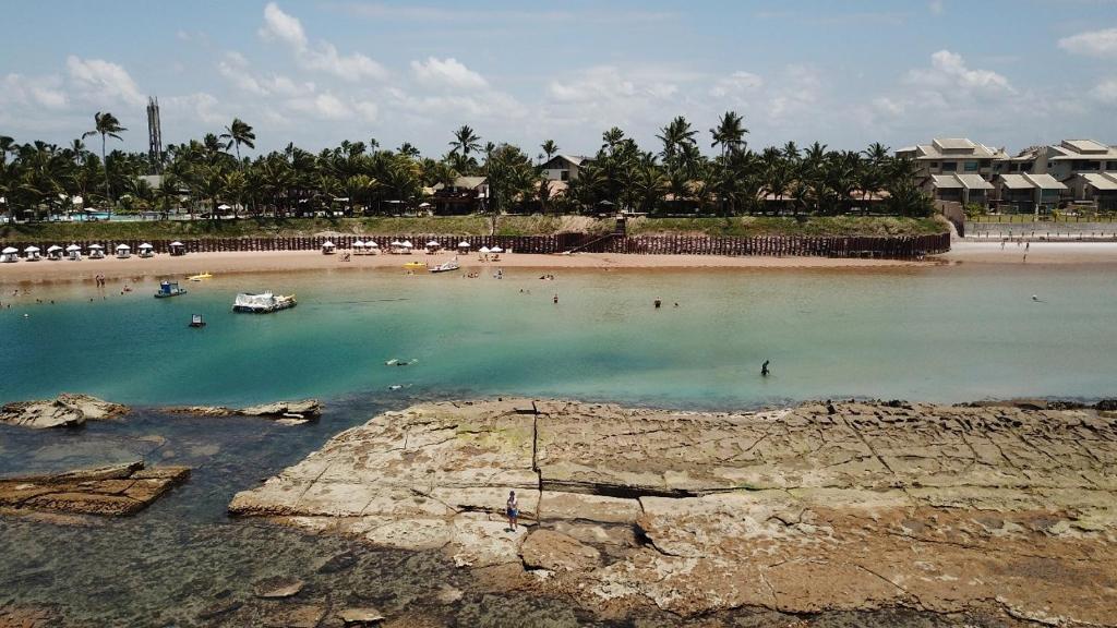 Flat De Luxo Em Praia De Muro Alto