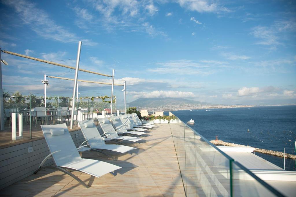 Grand Hotel Vesuvio Naples Italy Booking Com
