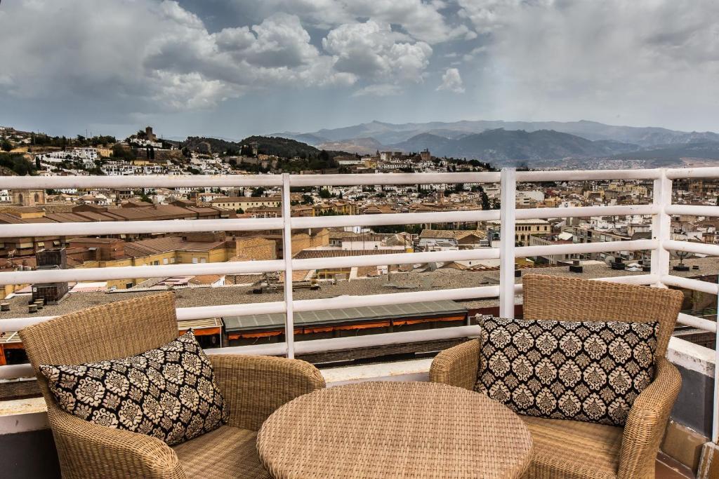 Leonardo Hotel Granada (España Granada) - Booking.com