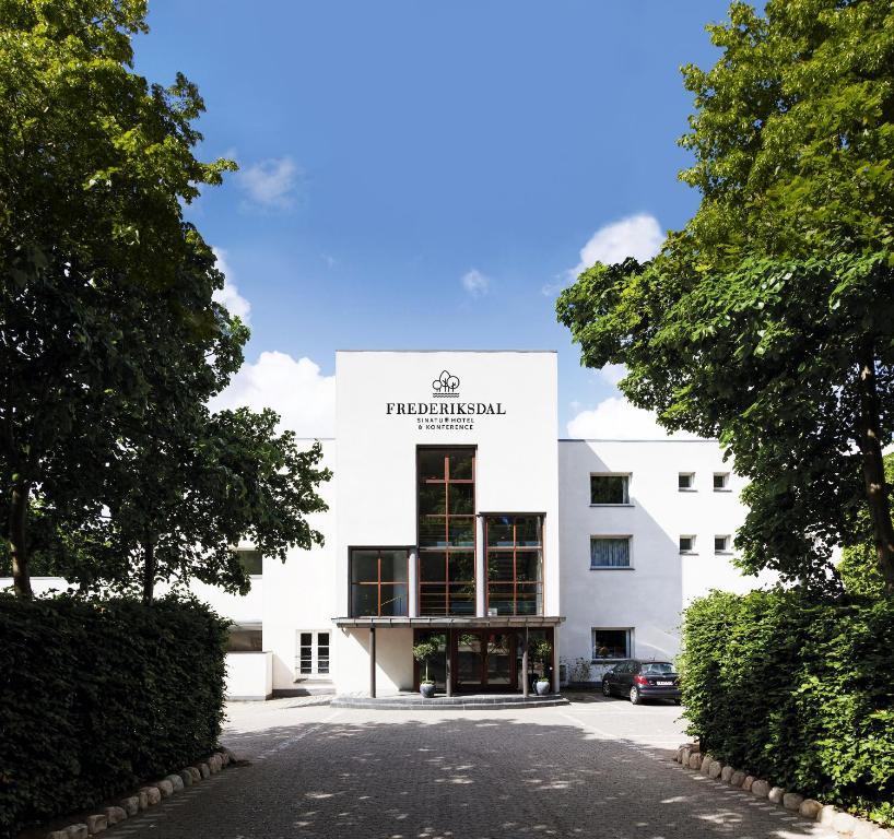 Frederiksdal Sinatur Hotel Konference I Kongens Lyngby