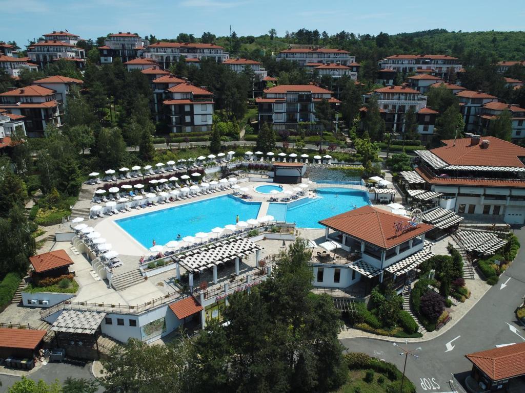 聖塔瑪里納假日度假酒店鳥瞰圖