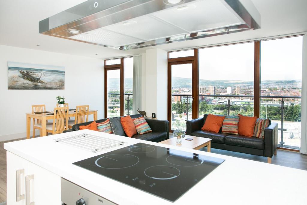 Titanic Harbour View Apartments Belfast Uk Bookingcom