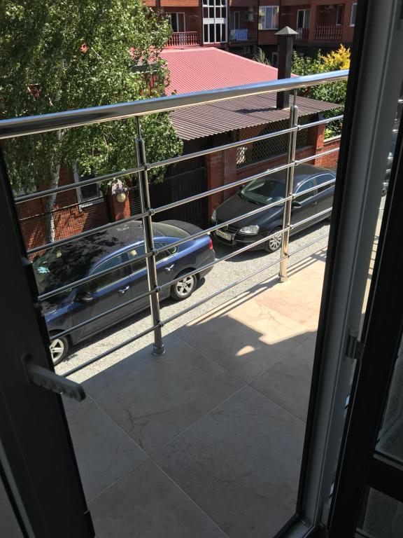 Балкон или терраса в Гостевой дом Манолис
