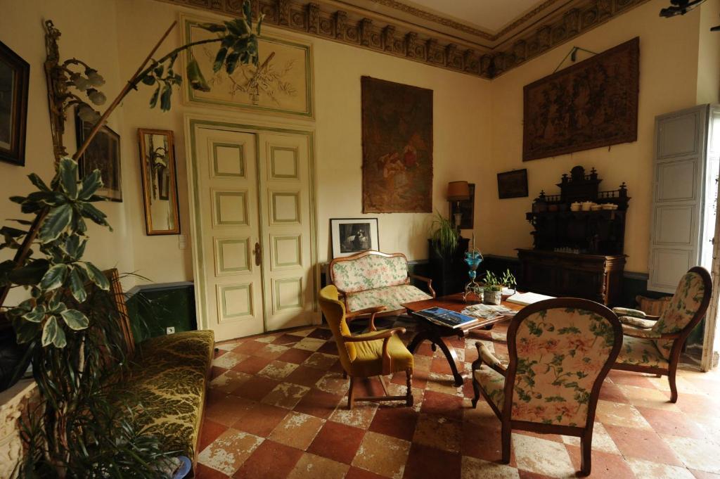 Chambres d'Hôtes du Chateau de Saint Sulpice