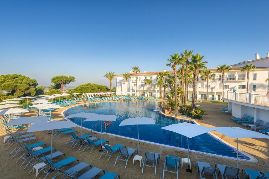 The swimming pool at or near SENTIDO Garden Playanatural - Adults Only