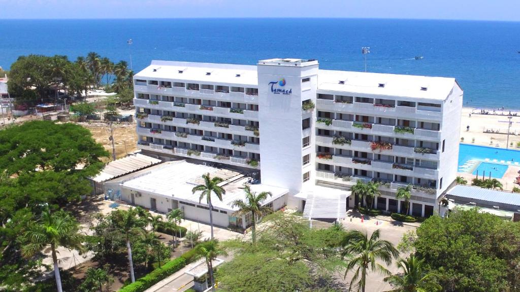 Hotel Tamaca Beach Santa Marta