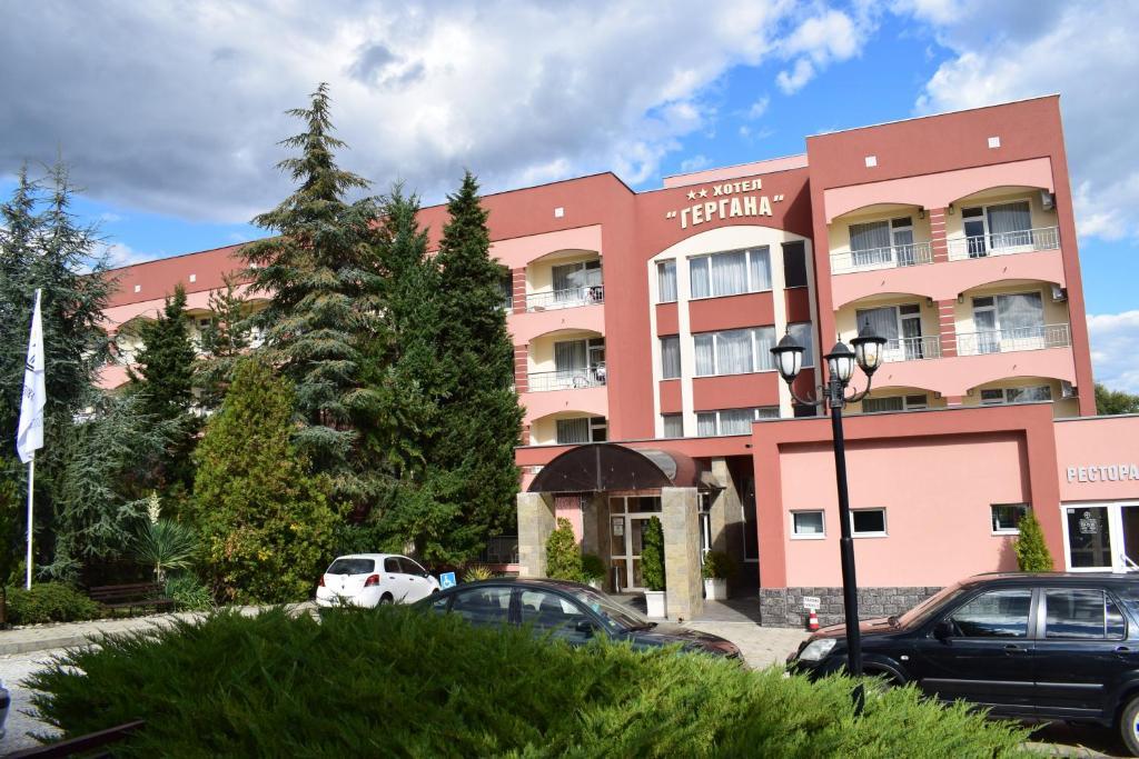 Balneohotel Gergana Blgariya Hisarya Booking Com
