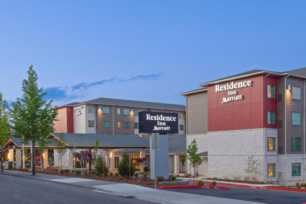 Residence Inn by Marriott Seattle Sea-Tac Airport.