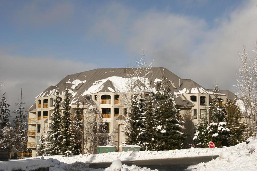 The Marquise by ResortQuest Whistler during the winter
