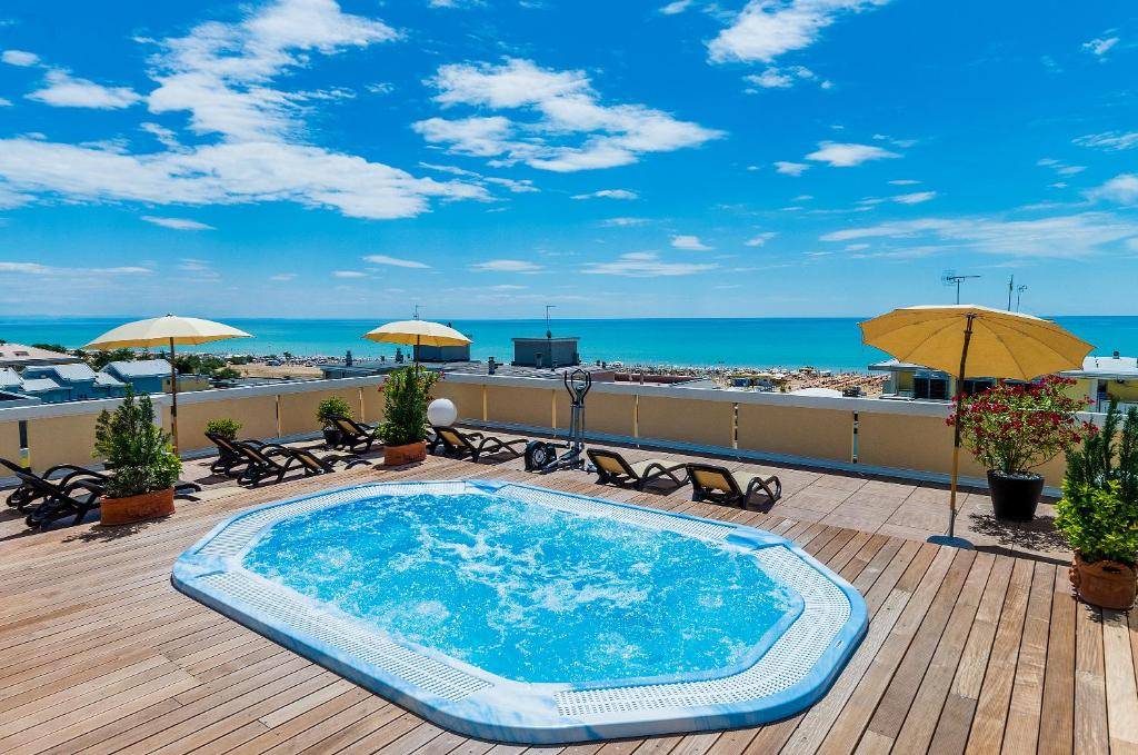 Hotel Victoria Italien Bibione Booking Com