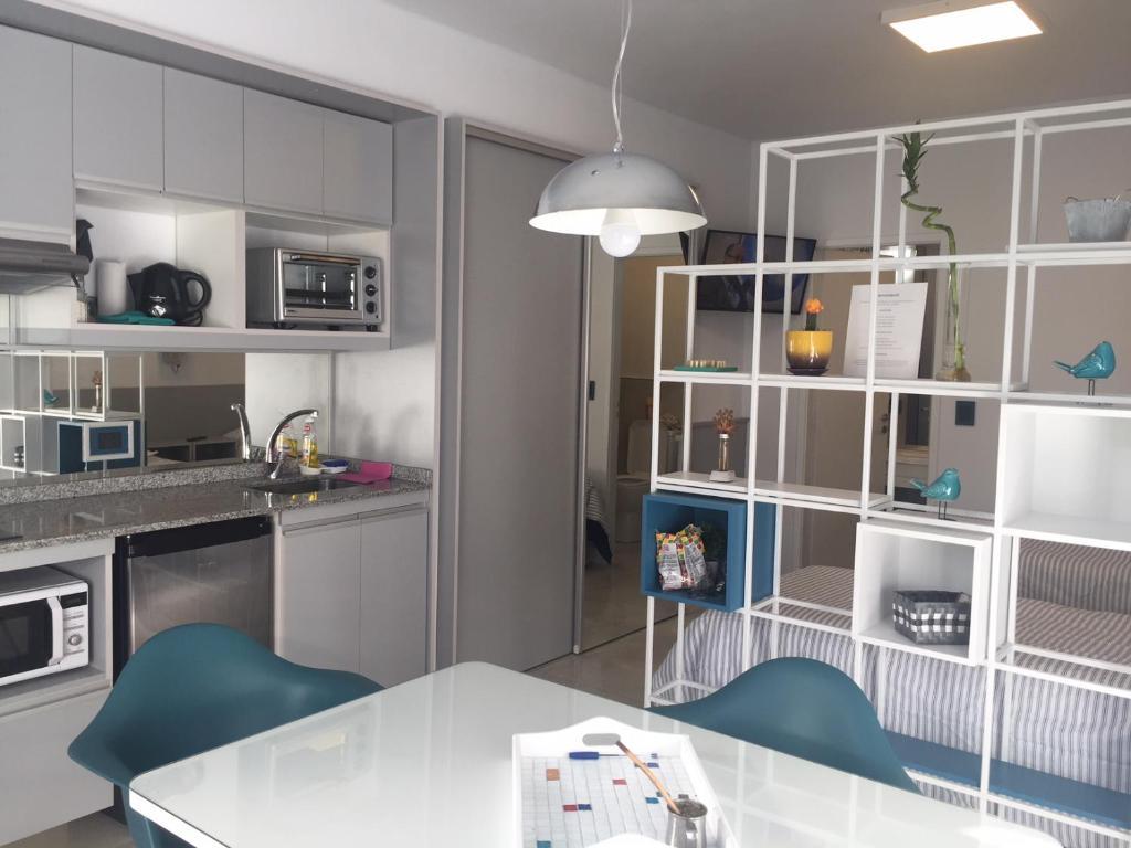 Una cocina o kitchenette en Studio Belgrano