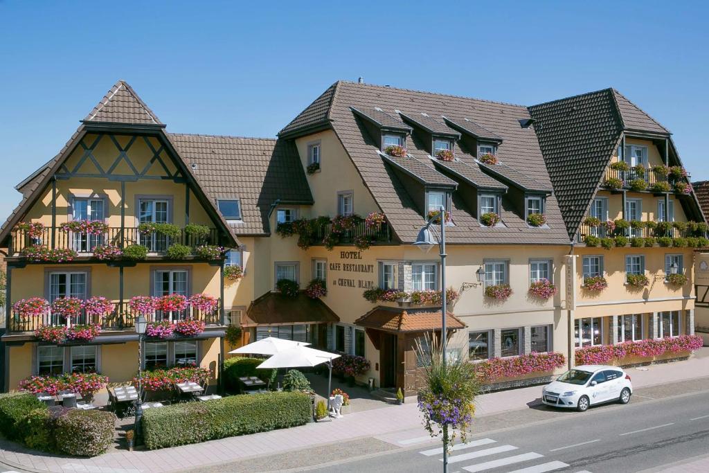 Restaurant Cheval Blanc Mulhouse