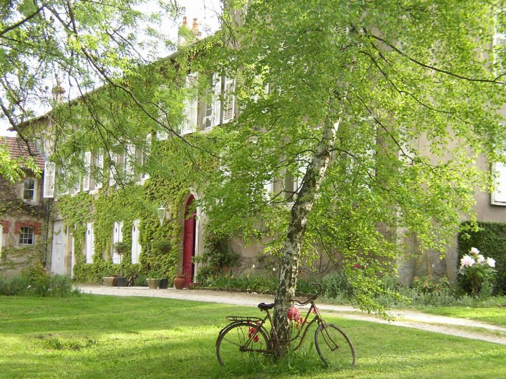 Jardin de l'établissement Le Domaine De Pomone