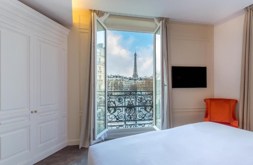 Hôtel La Comtesse (Frankreich Paris) - Booking.com