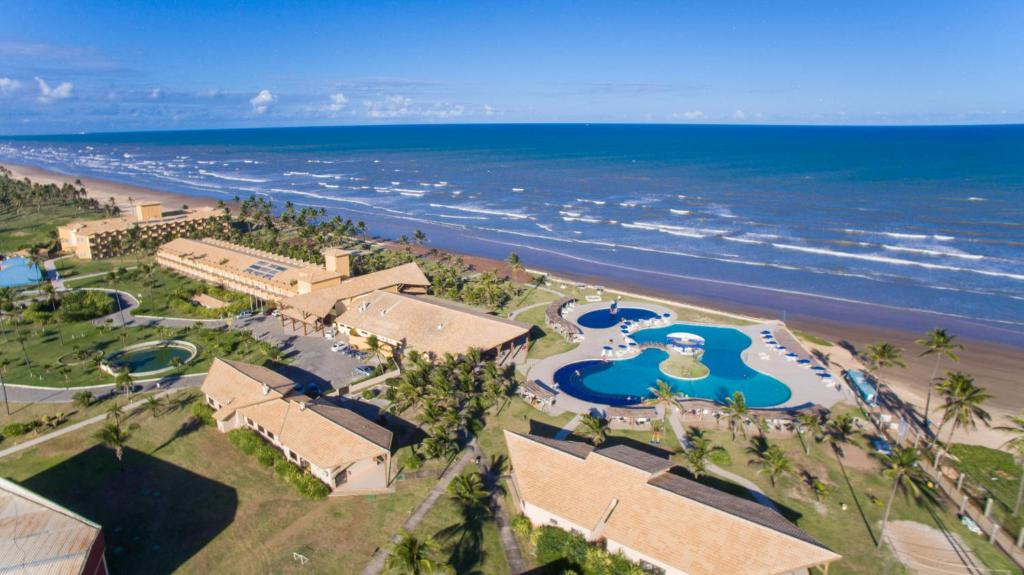 Makai Resort All Inclusive Convention Aracaju a vista de pájaro