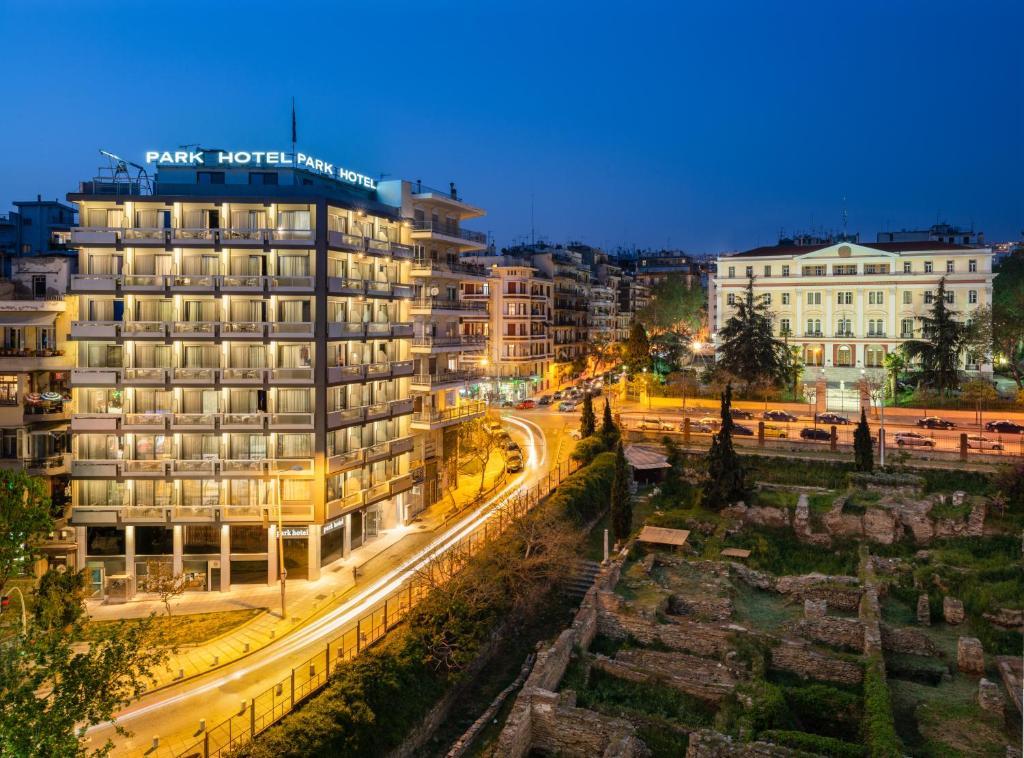 Park Hotel Thessaloniki Greece Booking Com