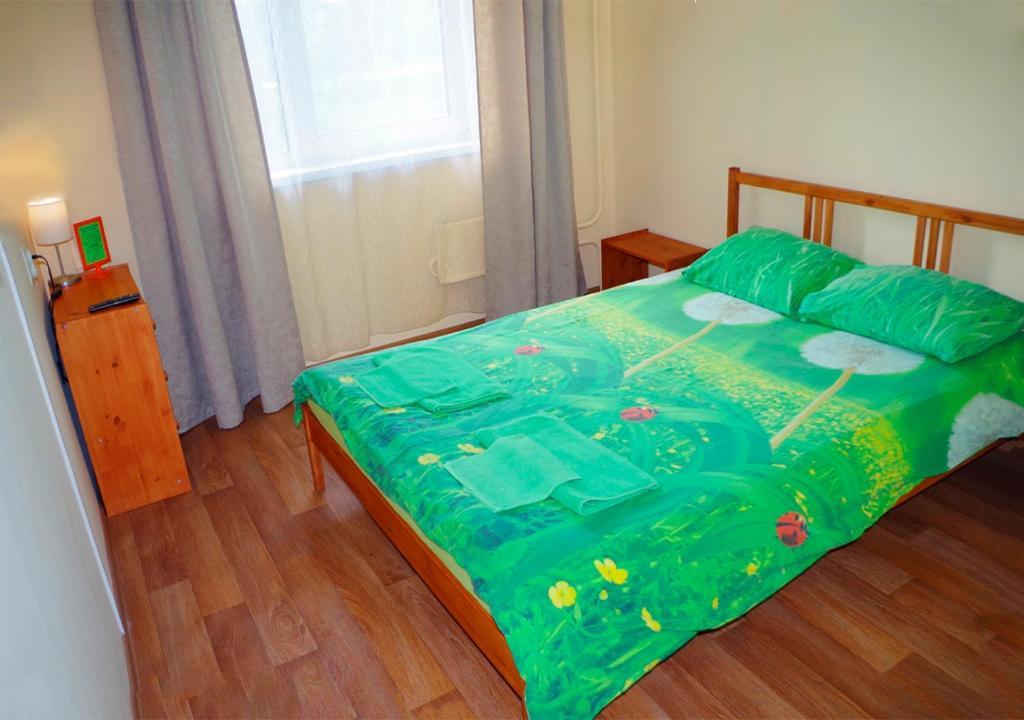 Кровать или кровати в номере Velvet