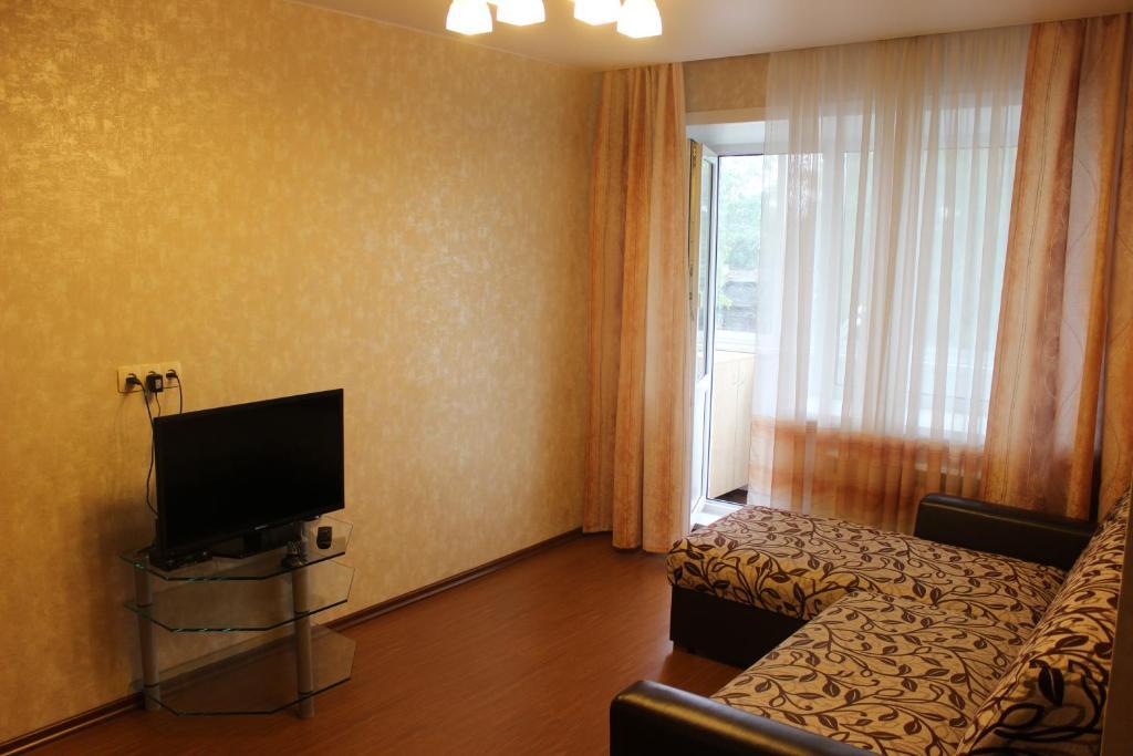Телевизор и/или развлекательный центр в Квартира в центре - Обводный канал 34