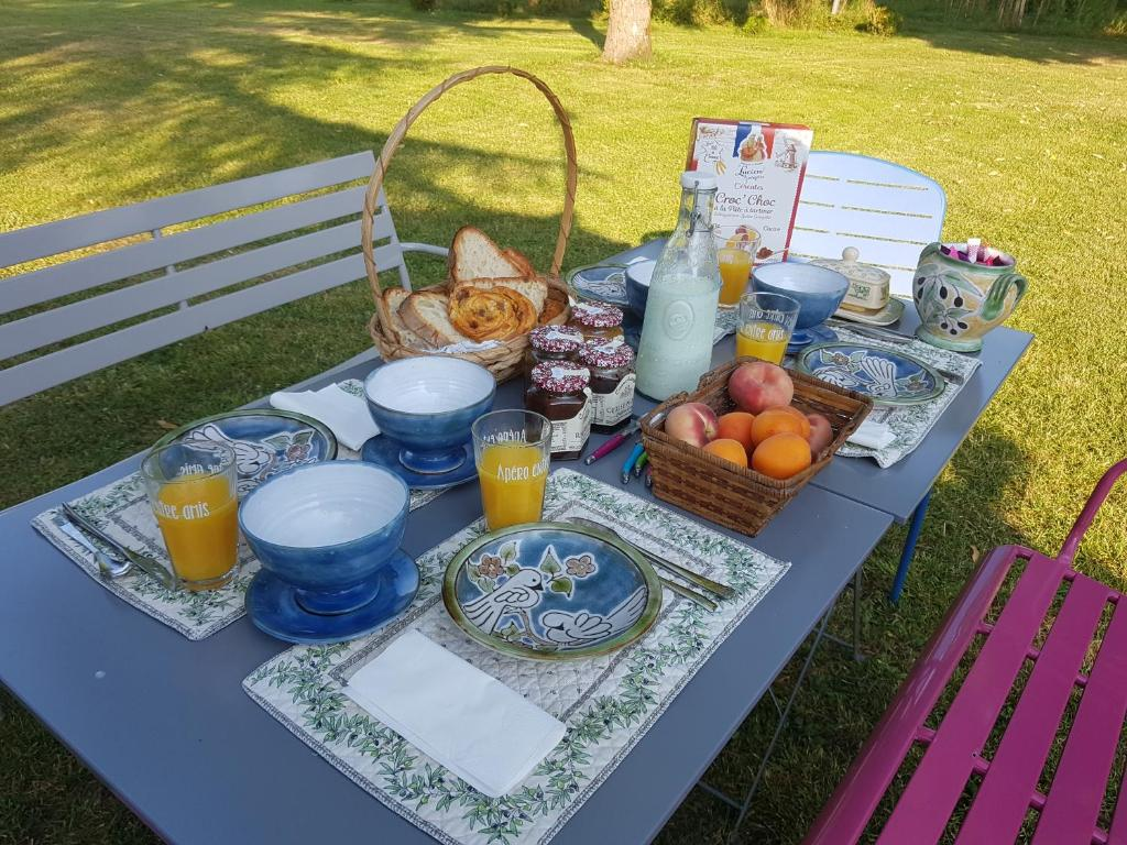 Bed And Breakfast La Ferme Du Ciel Laruscade France Booking Com