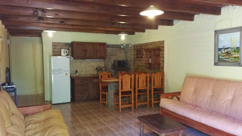 Una cocina o kitchenette en Inesita apart