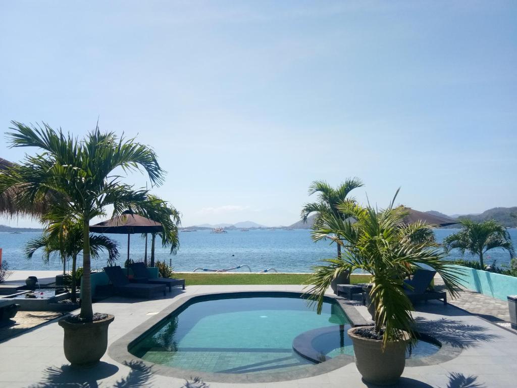 Villa Pemandangan Sekotong Indonesia Booking