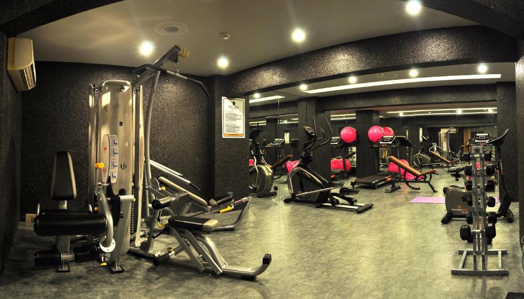 Фитнес-центр и/или тренажеры в Oba Star Hotel - Ultra All Inclusive