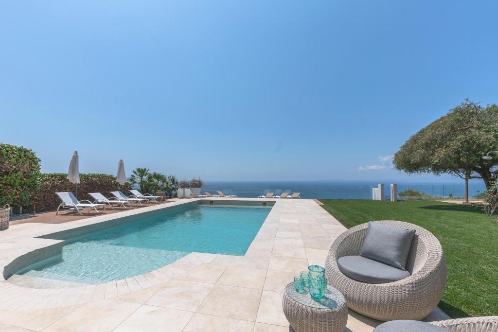 Luxury Villa Luna On The Cliff W H Spanien Sa Torre Booking Com
