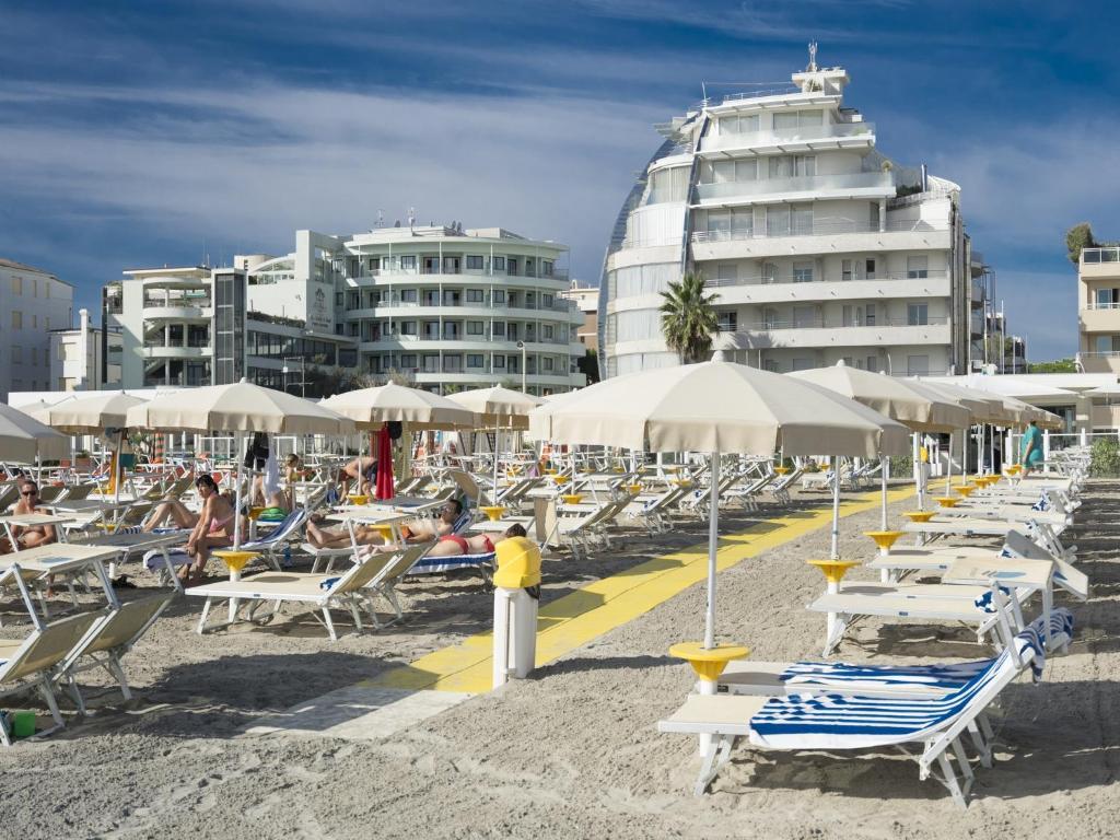 Hotel Waldorf Premier Resort Milano Marittima Italy