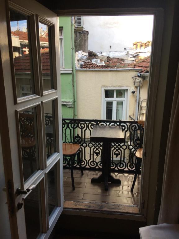 Балкон или терраса в Cezayir Butik Otel