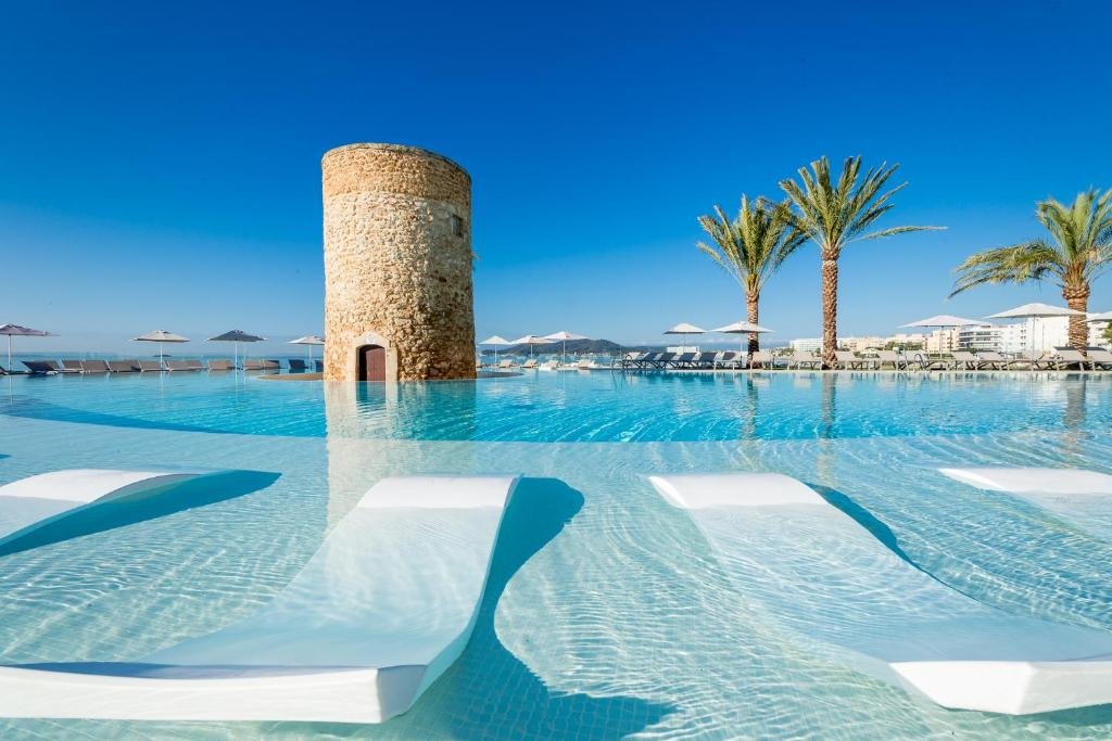 The swimming pool at or near Hotel Torre del Mar - Ibiza