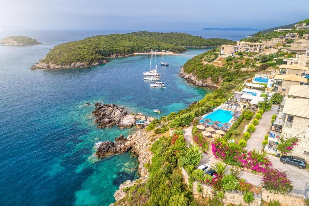 Hotel Costa Smeralda Grecia Sivota Booking Com