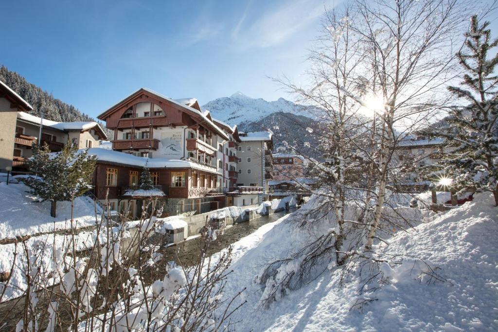 Hotel Baita Fiorita a l'hivern