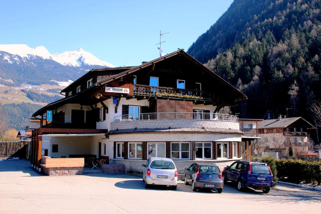 Boutique Hotel Gasthof Brugghof talvella