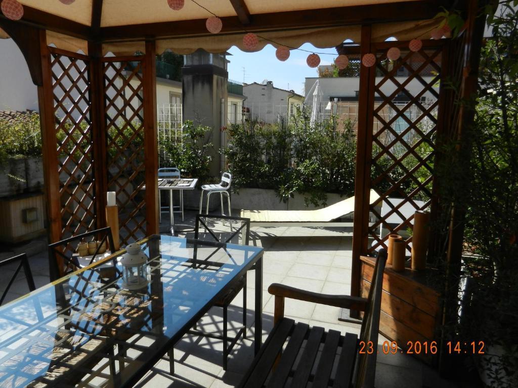 Apartment La Terrazza Gioberti Florence Italy Booking Com